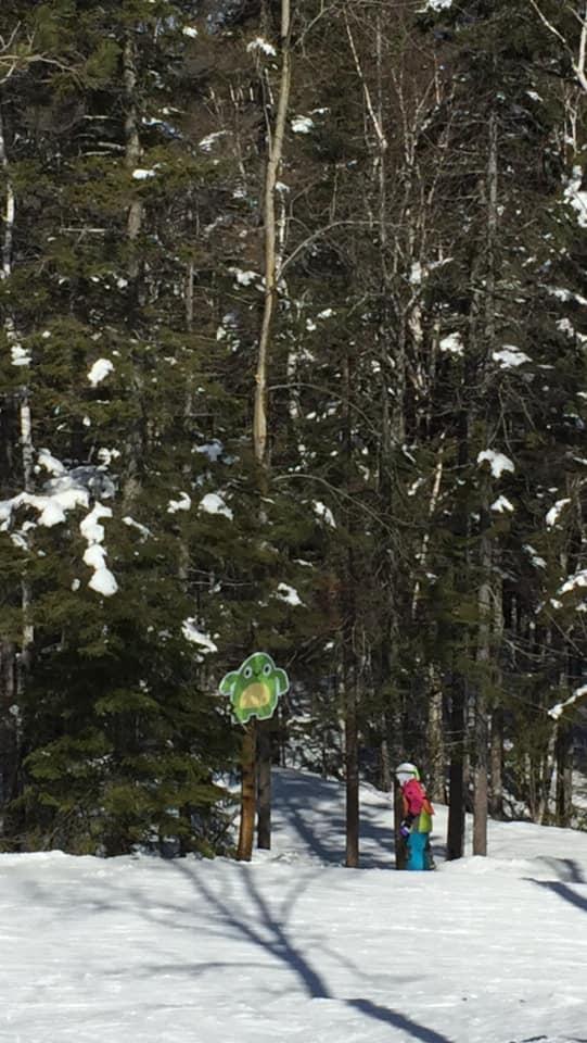 Val Saint-Côme - Skieurs et planchistes profitent de la relâche scolaire