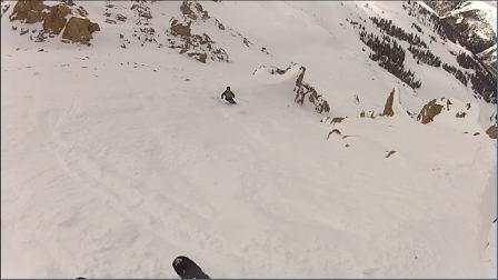 Arapahoe Basin Colorado avril 2017