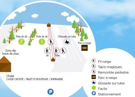 GROUPE PLEIN AIR TERREBONNE Conditions de ski RSA