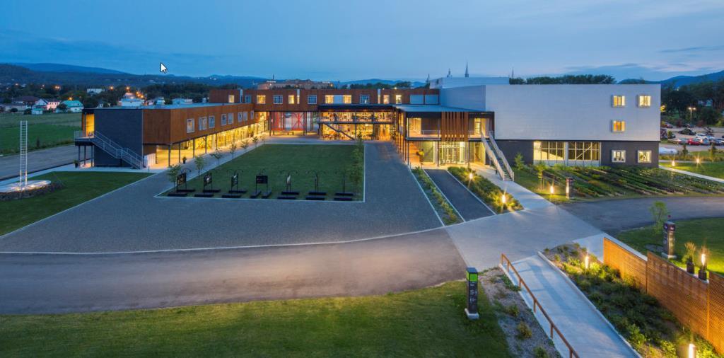 Hotel La Ferme Charlevoix Quebec