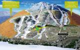 Mont Owls Head carte des pistes