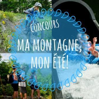 ASSQ - MANEIGE - CONCOURS MA MONTAGNE MON ÉTÉ