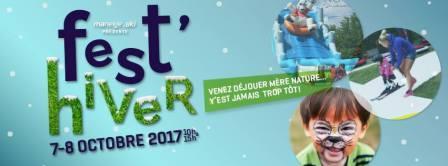 ASSQ - FEST HIVER DU 7 AU 8 OCTOBRE 2017
