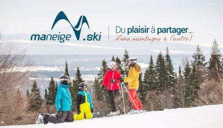 ASSQ - MANEIGE - Le relâche à la montagne 2017
