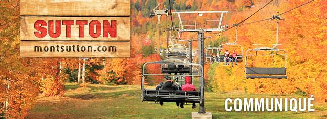 MONT SUTTON - Festival d'automne - Couleurs et activités