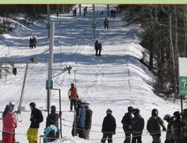 ST Georges Conditions de Ski RSA
