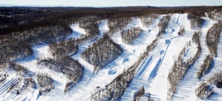 Mt Avila Conditions de Ski RSA