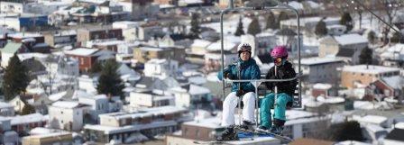 Mont La Tuque Conditions de Ski RSA