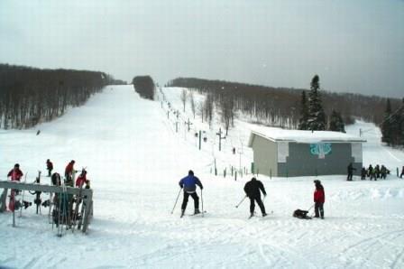 Mont Biencourt Conditions de ski RSA