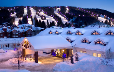 Mont Saint-Sauveur Conditions de Ski RSA
