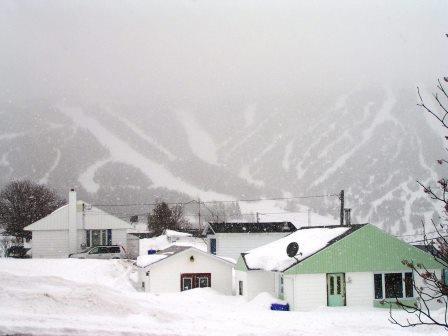 Mont Miller Conditions de Ski RSA