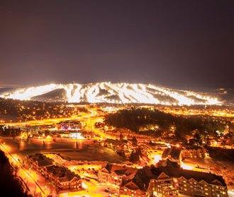 Mont Olympia Conditions de Ski RSA