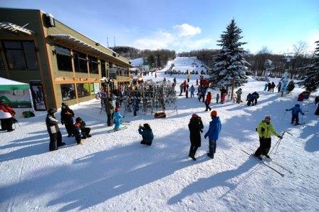 Ski Saint Bruno Conditions de ski RSA