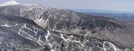 Smuggle s Notch conditions de ski RSA