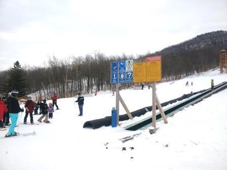 vi menn novelle Ski