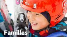 ASSQ, Le plaisir de skier l'hiver, c'est contagieux! Condition de ski RSA