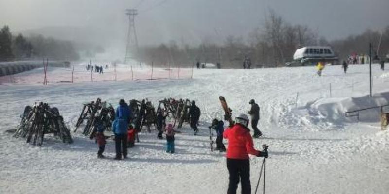 Ouverture probable pour les stations de ski saison 2017-18 des états voisins du Québec - Vermont - Maine - New Hampshire - New York