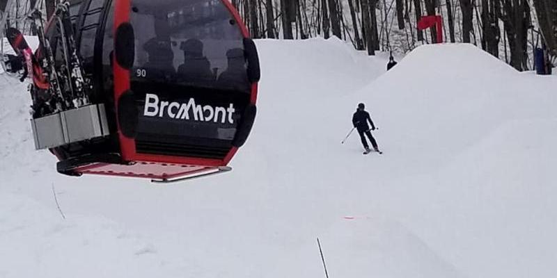 Bromont, montagne d'expériences - On en prendrait plusieurs comme celle-ci