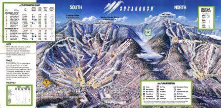 Sugarbush Conditions de ski RSA