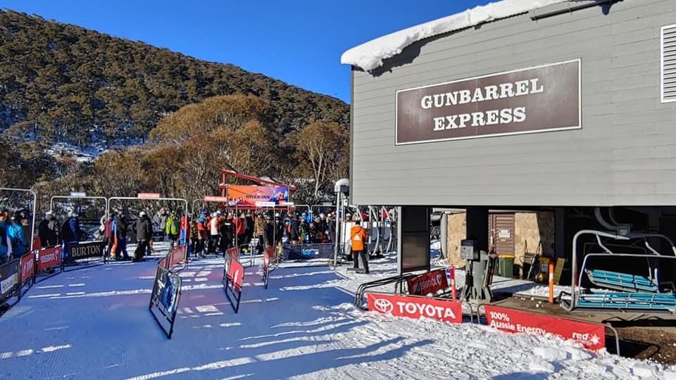 Gunbarrel Express