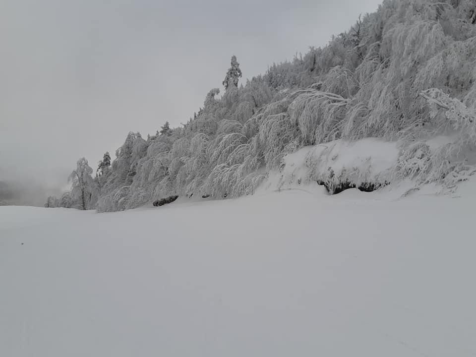Mont Orford - Un décors à couper le souffle