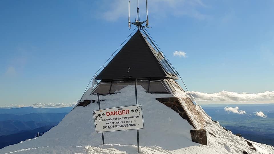 Mt Buller, Australie - 100e