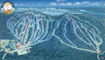 Le Valinouet Conditions de Ski RSA