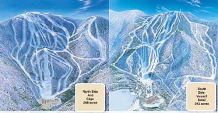 Mont Tremblant Conditions de Ski RSA