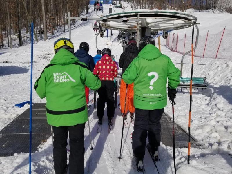 Ski Saint Bruno