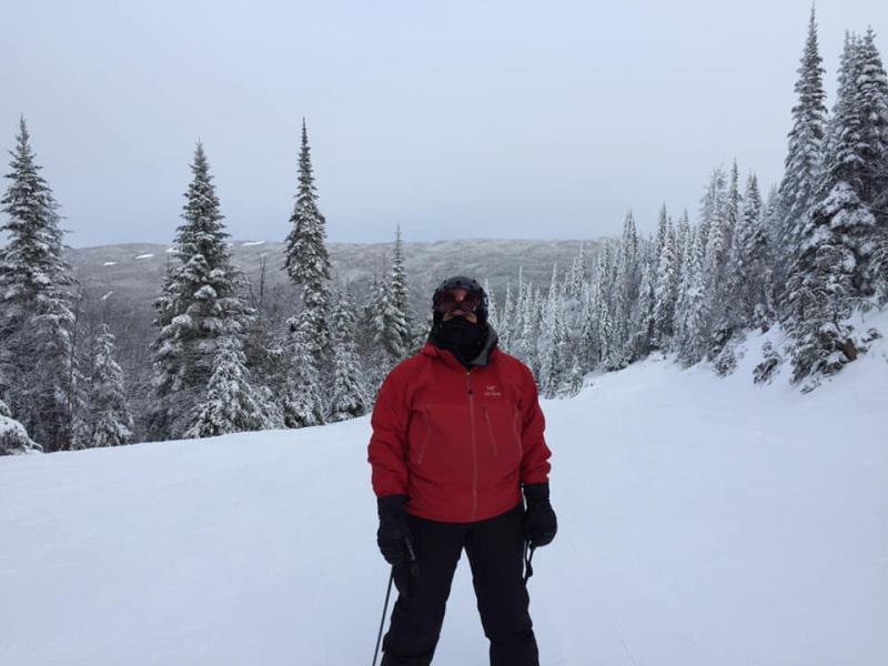 Le Valinouet - Belle condition et neige naturelle