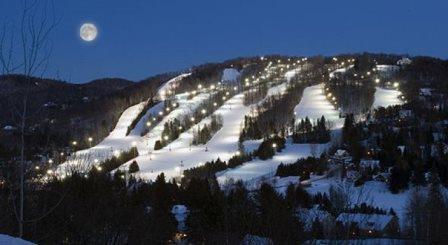 Mont Habitant Conditions de Ski RSA