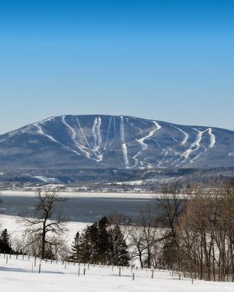 Mont Sainte-Anne Conditions de ski RSA