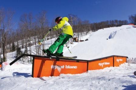 Mont Blanc Conditions de Ski RSA