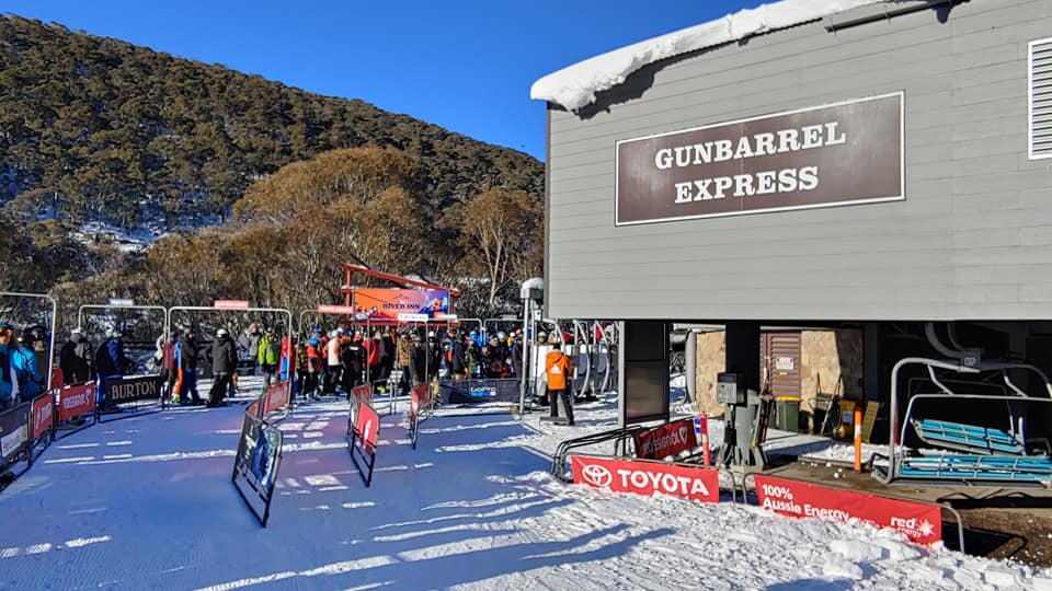 Gunbarrel Express